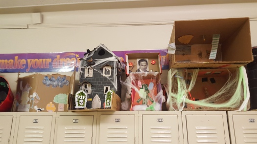 Recycle Haunted House 1